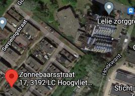 locatie Zonnebaarsstraat 17